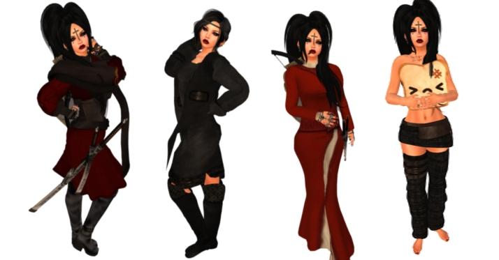 Freya outfits