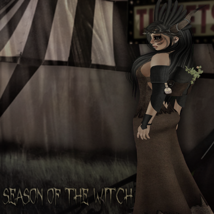 season of the witch display