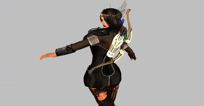 EZ Eldar bow