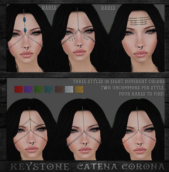 keystone catena corona