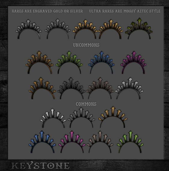 keystone crown