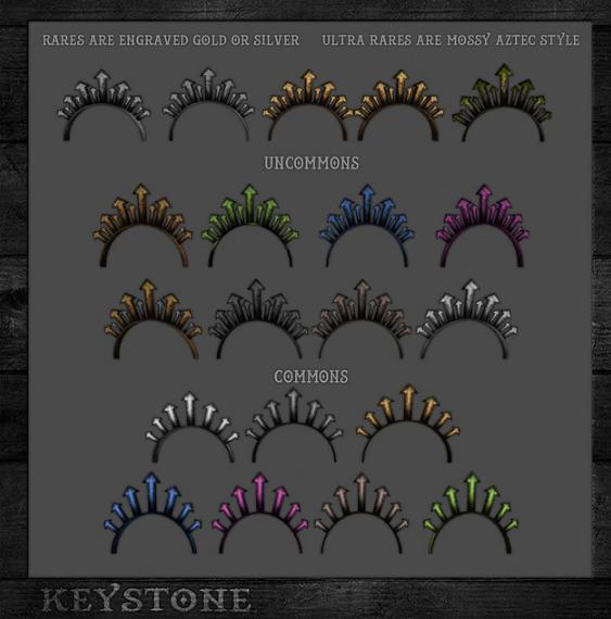 keystone crown