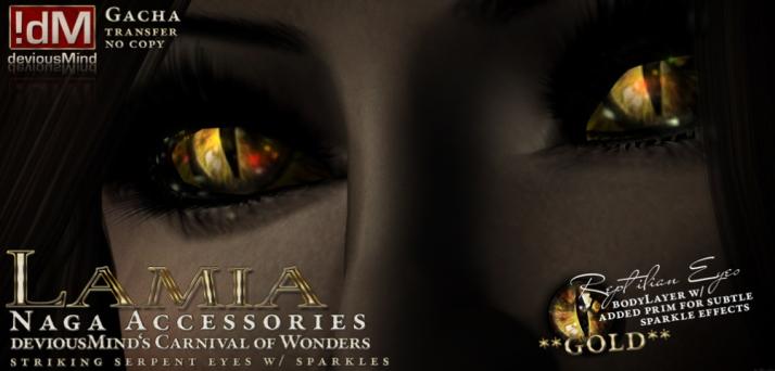 lamia accessories eyes