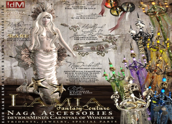lamia accessories gatcha