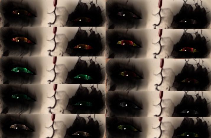 The Stringer Mausoleum - Mummy Rot Eyes