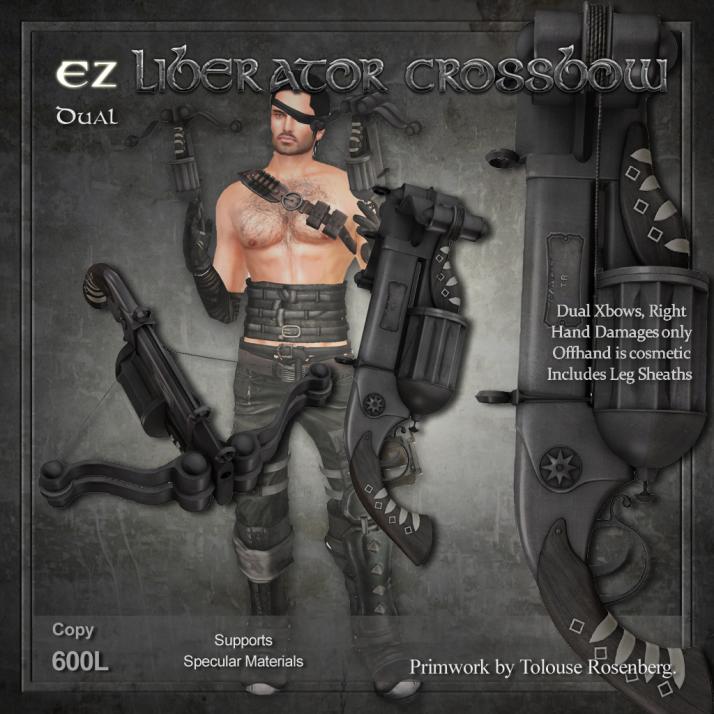 EZ Liberator Dual T2a