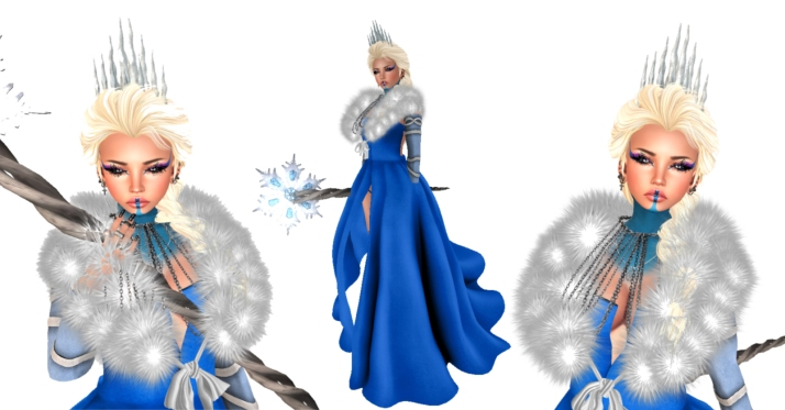 Elsa Fantasy Gatcha