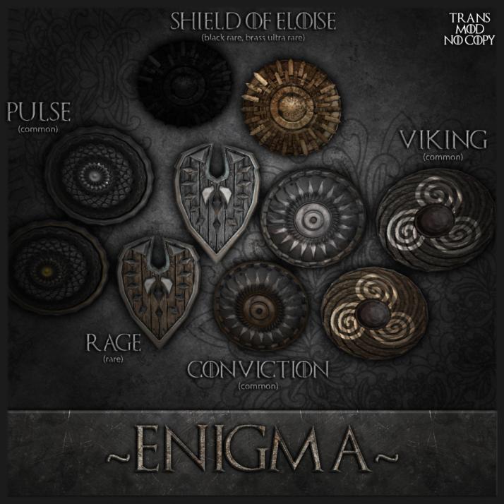 _Enigma_ Fantasy Gacha Shields
