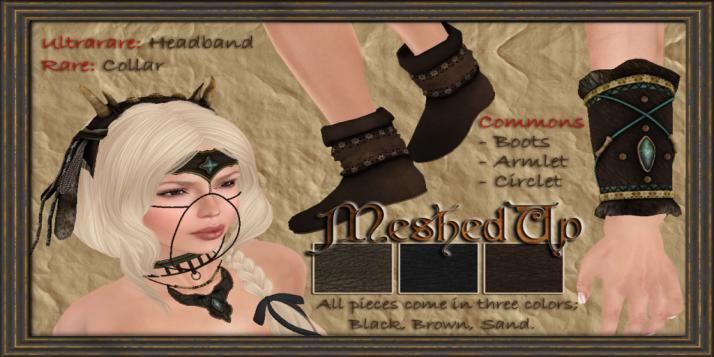 MeshedUp All Gacha Items