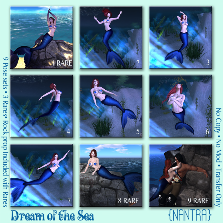 {NanTra} Dream of the Sea ad