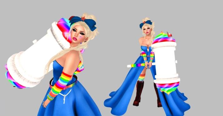 Rainbow Brite Primus