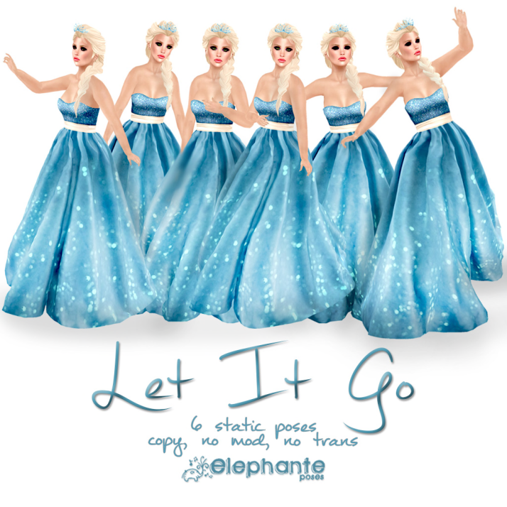 EP - Let It Go
