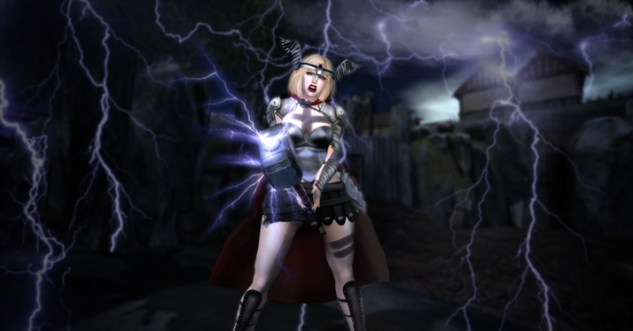 Thor all mighty