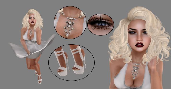 Marilyn Monroe Char Sheet