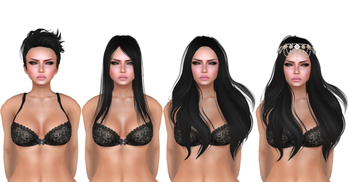 Tableau Vivant New Hair