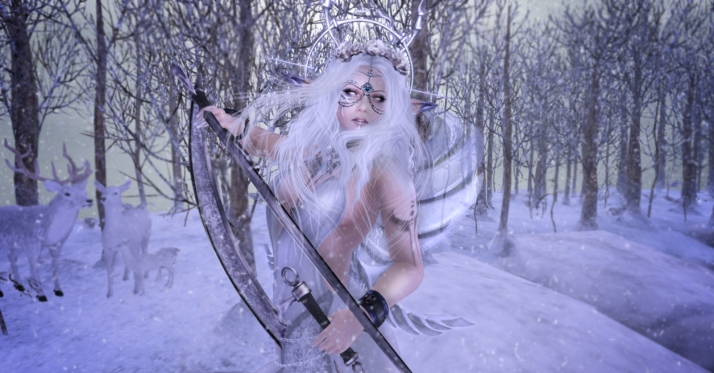 Winter Seelie Court