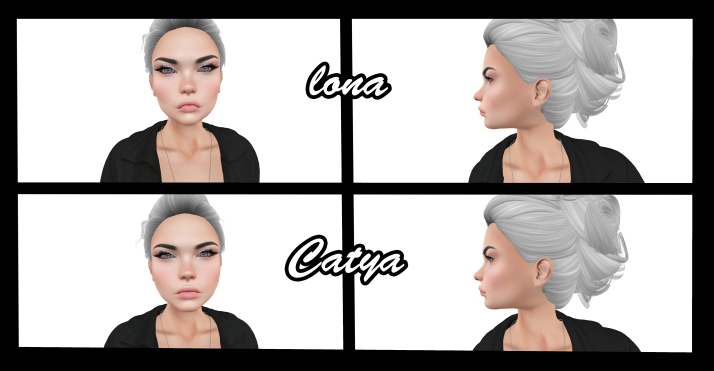 Catwa Bento Head Difference