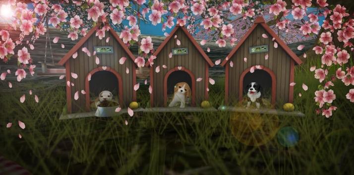 Fapple Dog House